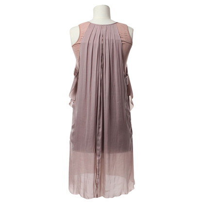 Nina Ricci Pink flutter dress