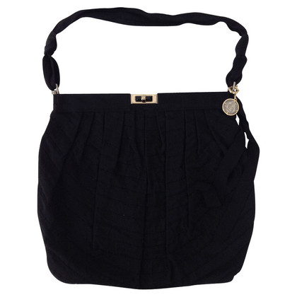 Lanvin Black fabric bag