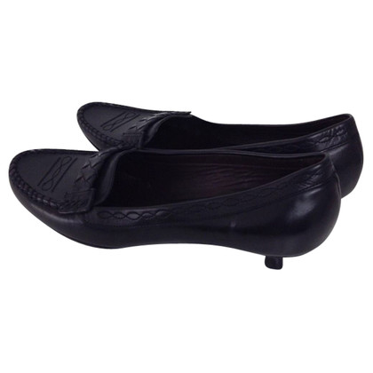 Bottega Veneta Schwarze Pumps