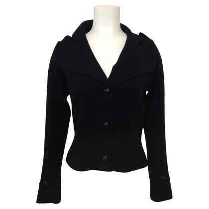 Balmain Zwarte jas