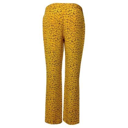 Kenzo Yellow pants