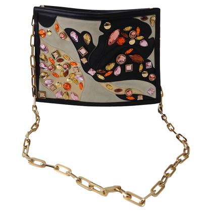 Gucci Millennium tas met Swarovski stenen