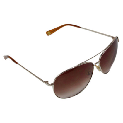 Michael Kors Gold Aviator sunglasses