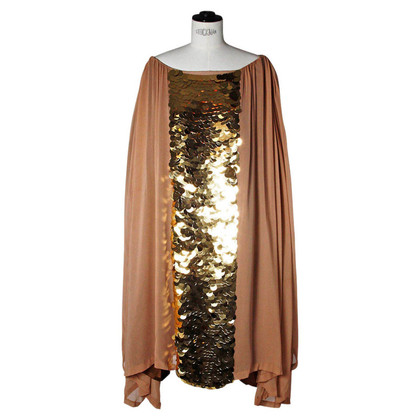 By Malene Birger Gala Cape e tunica con paillettes