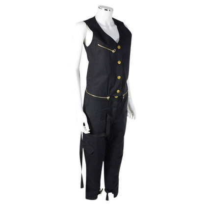 Jet Set Jumpsuit in black