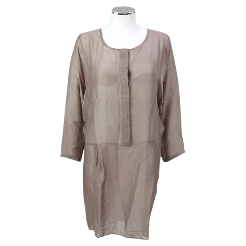 Other Designer Request - long silk tunic