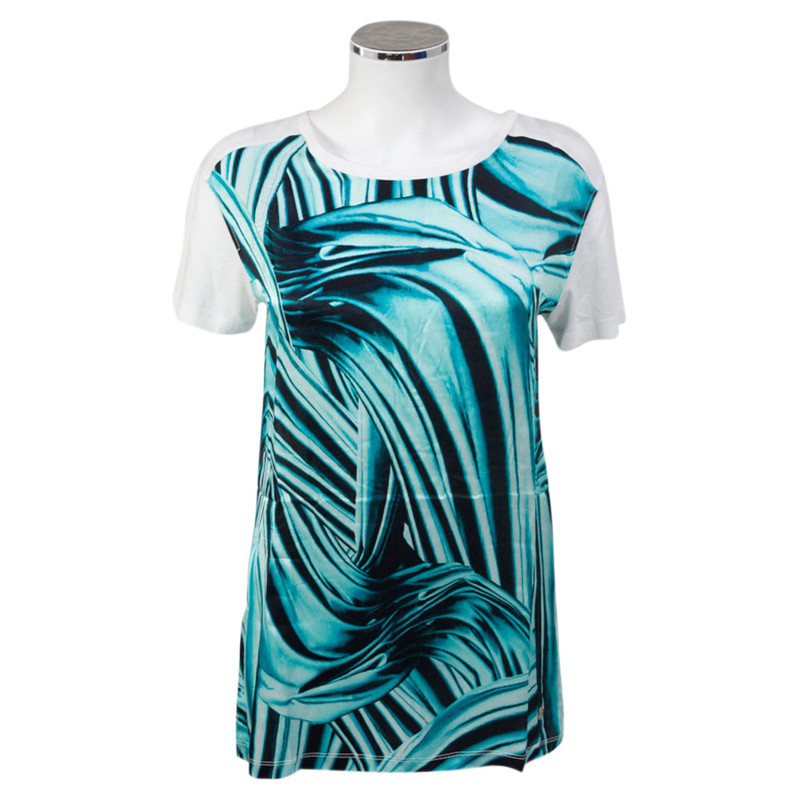 Versace Shirt with patterns