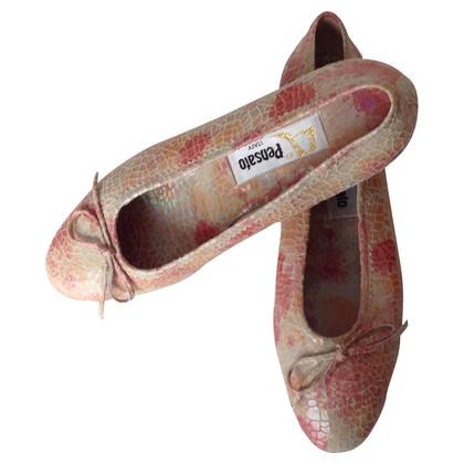 Andere Marke Pensato - Ballerinas in Mosaik Optik