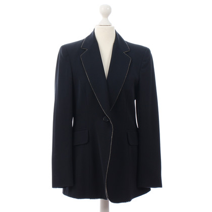 Moschino Blazer with Rhinestone