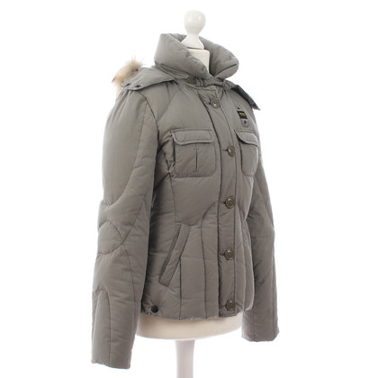 Blauer USA Down jacket with fur
