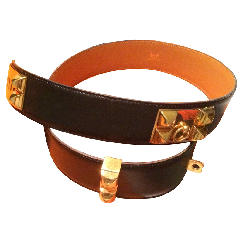 Hermès CDC collier de Chien belt