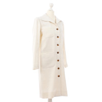 Yves Saint Laurent Kleid aus Leinen