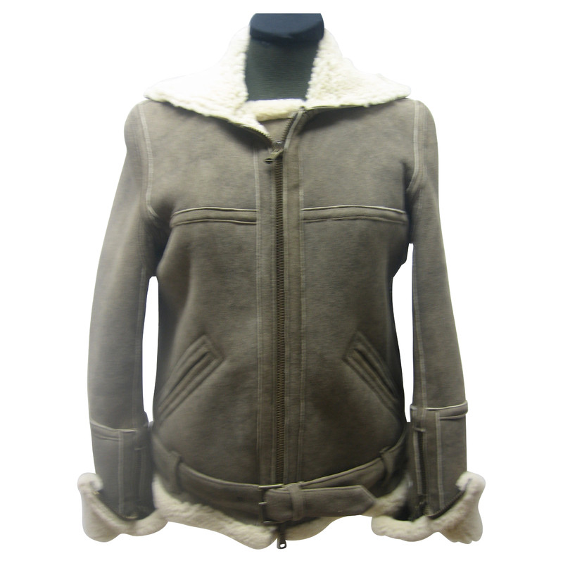 Other Designer Hooded jacket in lambskin