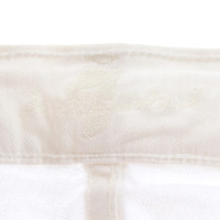 7 For All Mankind Pantaloncini bianchi