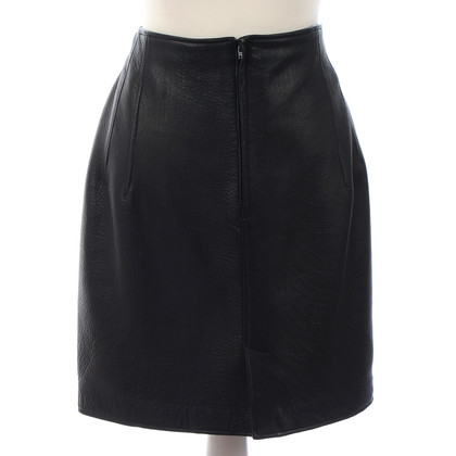 Jil Sander Skirt made from leather