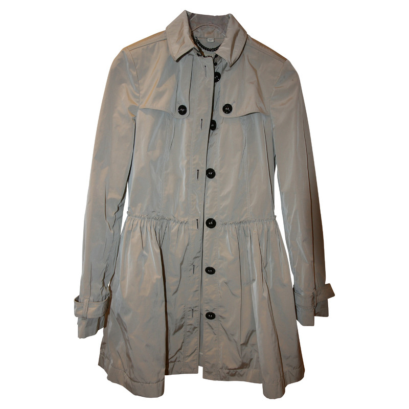 Burberry Burberry beige coat UK 10