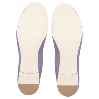 Strenesse Blue Leather ballerina / shoes - flat
