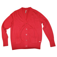 Woolrich Red Cardigan