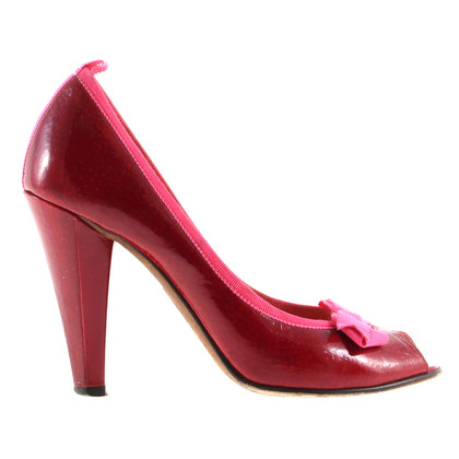 Marc by Marc Jacobs Pinke Pumps