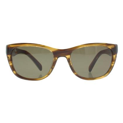 Jil Sander Sunglasses with a subtle gradient