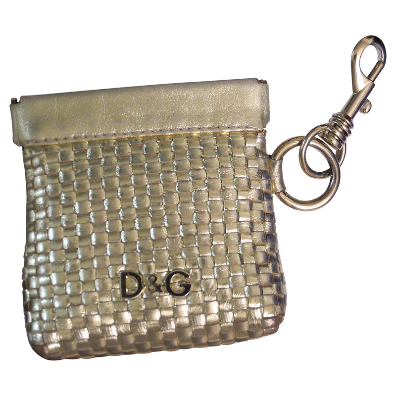 D&G Coin purse as pendant