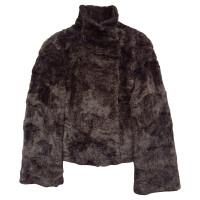 Armani Jeans Armani Jeans faux fur jacket