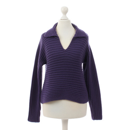Bruno Manetti Knit sweater in cashmere
