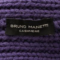 Bruno Manetti Maglia in cashmere