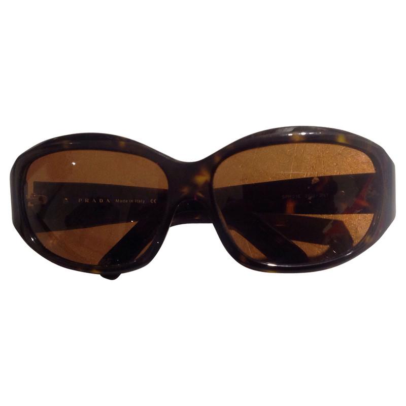 Prada Sunglasses in Brown