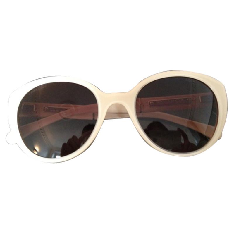 Chanel Light frame sunglasses