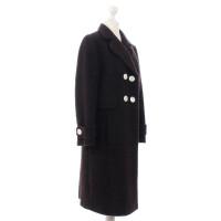 Rena Lange Teddy fur coat