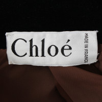 Chloé Costume velours