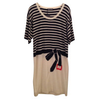 Sonia Rykiel  dress striped with bow
