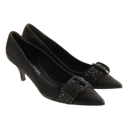 Other Designer Black shoes gr. 5.1/2