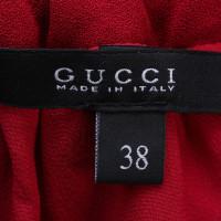 Gucci Vestito rosso