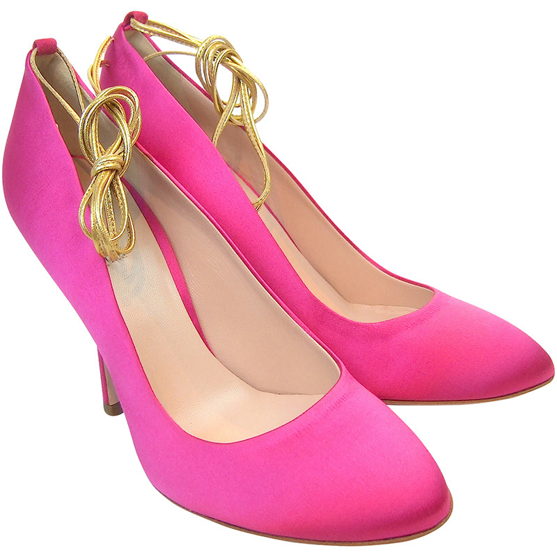 Miu Miu pumps in roze