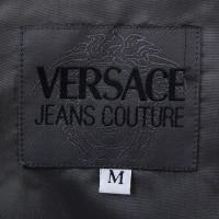 Versace Grauer Mantel