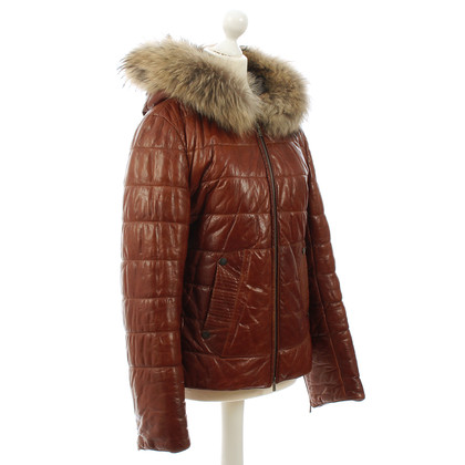Vent Couvert Jacket with fur