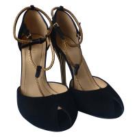 Gucci Art-Deco sandals