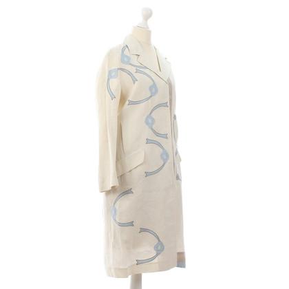 Prada Costume realizzato in lino