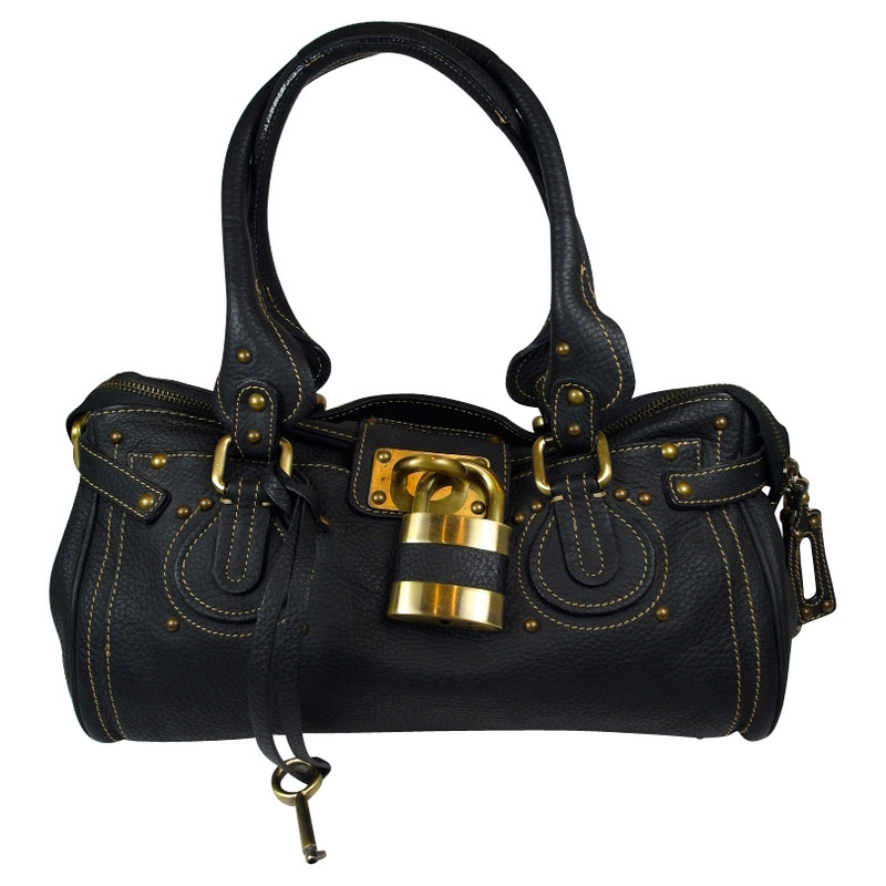 Chloé 'Paddington bag' in black
