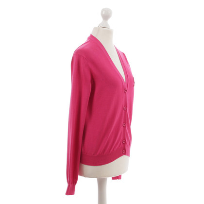 Moschino Cardigan in Pink