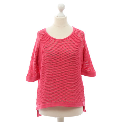 Duffy Strickpullover in Neonpink