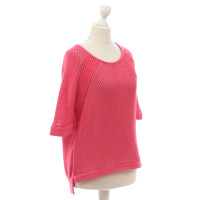 Duffy Neon pink knit pullover