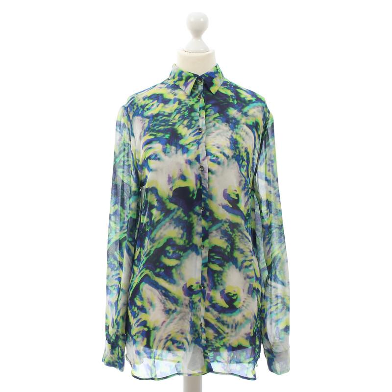 Lala Berlin Silk blouse