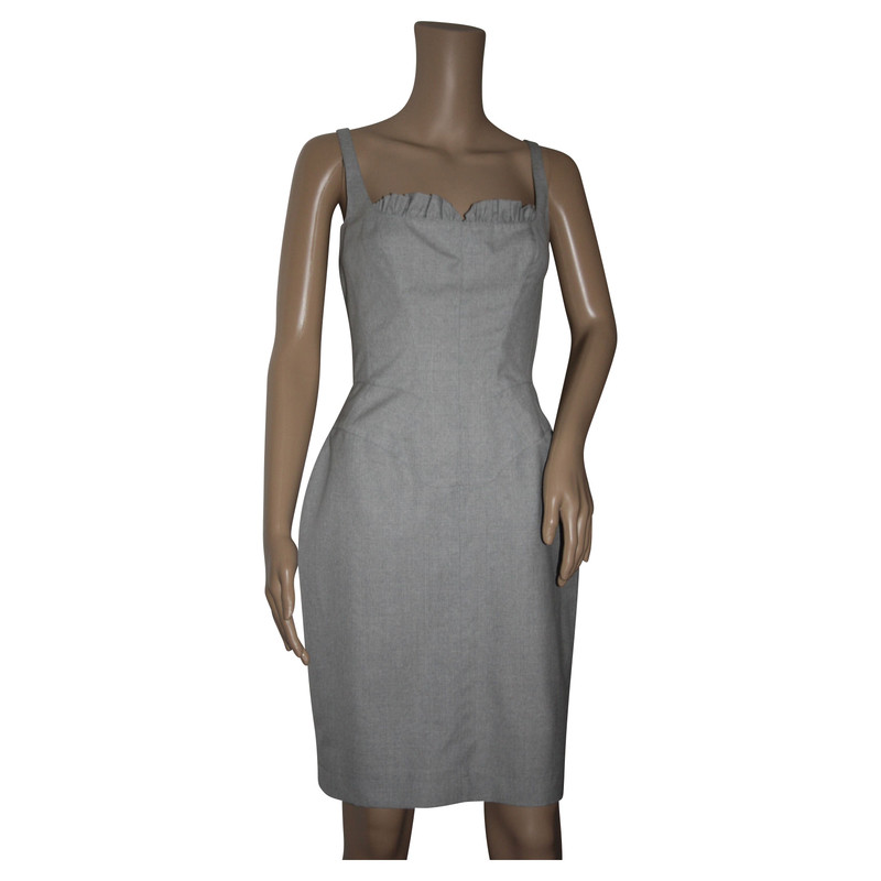 Mugler Dress in grey