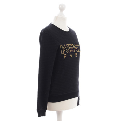 Kenzo Pullover with embroidery