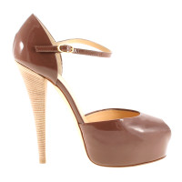 Giuseppe Zanotti Peep-toes in patent leather