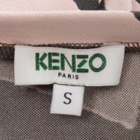 Kenzo Pull à motifs