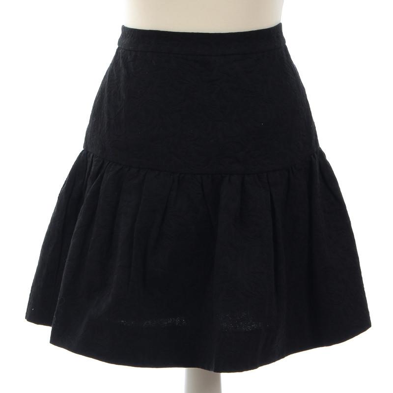 J. Crew Black skirt